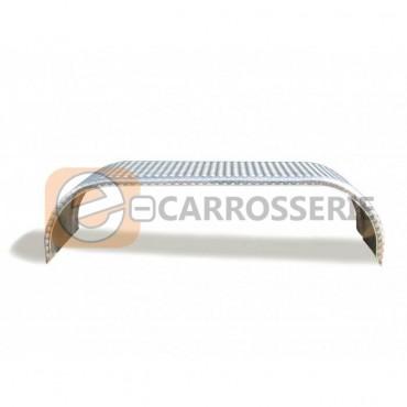 aile aluminium double essieux