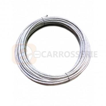 Câble acier Ø6 - 20m
