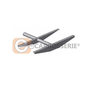 Renfort ailes doubles D54mm
